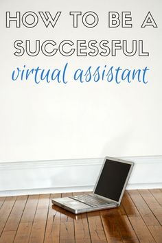 If you're looking to become or hire a virtual assistant, be sure to read these virtual assistant tips! Be organized, efficient, and craft your pitch!