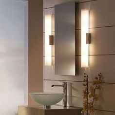 Solace Bath Bar by Tech Lighting