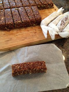 RAW RECIPE: Nirvana Bars | Raw Food Betsy