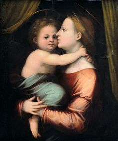 1514/1516, Künstler:Baccio della Porta, gen. Fra Bartolomeo, , Kunsthistorisches Museum Wien, Gemäldegalerie