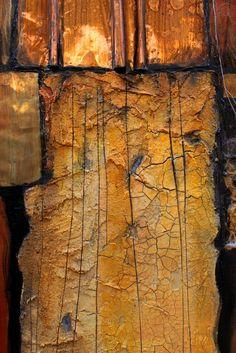 CAROL NELSON FINE ART BLOG - detail of Tapestry