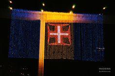 Madeiran Flag by Bas Willebrands