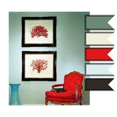 color themes for the downstairs guest room