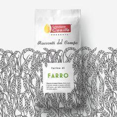 Neom - Racconti del Campo Flour PACKAGING DESIGN World Packaging Design Society│Home of Packaging Design│Branding│Brand Design│CPG Design│FMCG Design