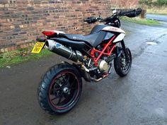 2010 (60) Ducati Hypermotard 1100 1100 Evo SP For Sale In Lochgelly, Fife