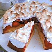 Erdbeer-Baiser-Torte - BRIGITTE