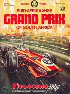 1969 GP de Sudafrica en Kyalami