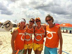 Beach Tennis Miami in Aruba