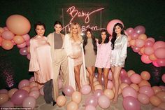 'The most magical women!' Khloe Kardashian lines up with sisters Kim, Kourtney, Kylie and ...