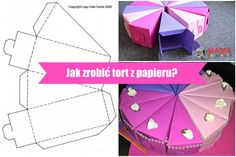 jak zrobić tort z papieru Lazy Cat, Paper Cake, Cat Cards, Diy Gifts, Diy And Crafts, Projects To Try, Classroom, Children, Birthday