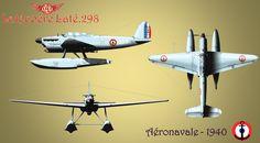 """AeroStoria: Armée de l'Air, moc w ryzach? - Cap.2 """"Bombers""""."""