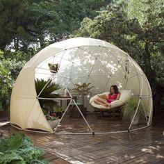 Garden Igloo   Zomerhoes