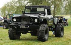 Pickup Trucks, Jeep Pickup, Jeep Truck, Cj Jeep, Jeep Wagoneer, Dodge Power Wagon, Expedition Vehicle, Jeep Life, Classic Trucks