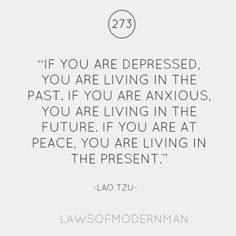 Only my BFF @Michelle Chalfant would remind me of this: LIVE IN THE PRESENT | AT PEACE