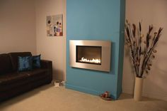 CVO Fire is a UK based Designer and Manufacturer of Contemporary Fireplaces including Flueless Gas Fires, Bio-Ethanol Fires and Balanced Flue Gas Fires. Flueless Gas Fires, Wood Burning Fireplace Inserts, Contemporary, Modern, Design Trends, Living Room, House, Home Decor, Room Ideas