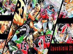 Eyeshield 21 - Xmas Bowl: Devil Bats vs Teikoku Alexanders