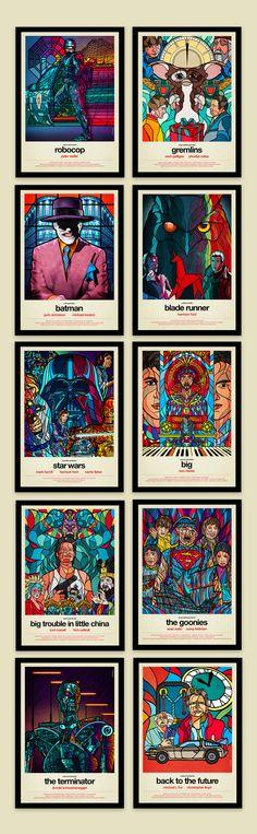 posters / Van Orton Design