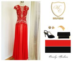 Um vestido vermelho pode desarmar qualquer um, e nós temos as melhores propostas! #ornelys #partydress