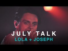 "July Talk play their song ""Lola + Joseph"" from their new album Touch in this CBC Music First Play Live session."
