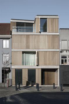elementarchitxecten - ES Residential Complex