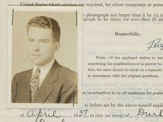 Document Deep Dive: Richard Nixon's Application to Join the FBI