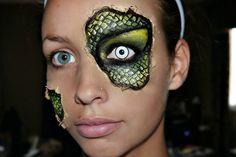 Reptilian skin