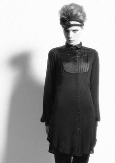 Gail Sorronda - Alien Shirt Dress