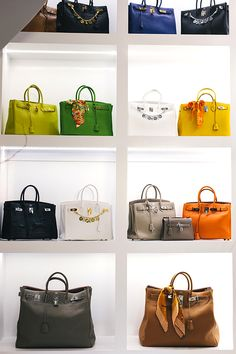 Birkins -- wear for the price tag or because of the quality and history? You might be surprised. Details today on chicityfashion.com