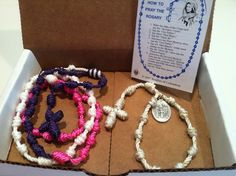 December Rosary of the Month Club mailing!