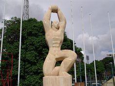 #Viernes31 estadio Olímpico 4pm inauguración #JuegosInterfacultades2014