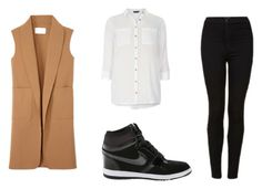 """""""Summer #8"""" by felisialuissela on Polyvore featuring Alexander Wang, Dorothy Perkins, Topshop and NIKE"""