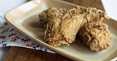 KFC's Fried Chicken Recipe Revealed!