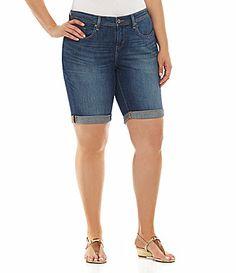 Levis Plus Bermuda Shorts #Dillards