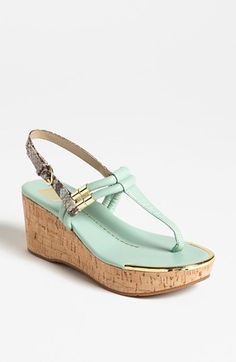 DV by Dolce Vita 'Cass' Sandal (Nordstrom Exclusive) available at #Nordstrom Cute for all day beach wear.