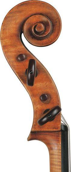Cello by Antonio Stradivari | Ingles & Hayday