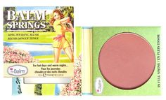 theBalm Cosmetics Balm Springs Blush (earthy rose shade) Full Size *The Balm* The Balm Makeup, Blush Makeup, Beauty Makeup, Coral Makeup, The Balm Blush, Make Up Tricks, Make Up Collection, Makeup Swatches, Makeup Trends
