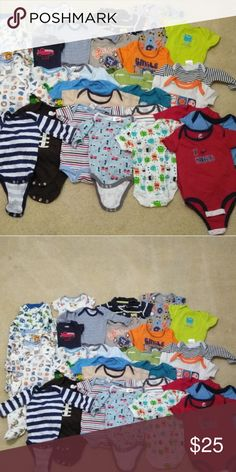 Baby boy clothes Newborn 0 to 3 Other