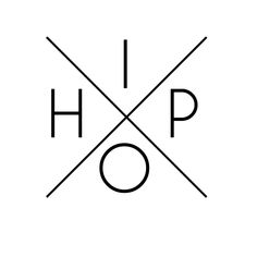 Hip'ster' Hop logo