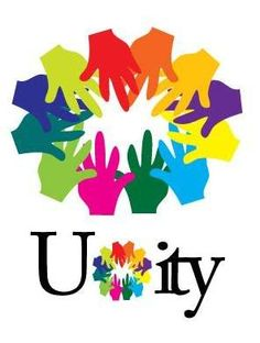 WHAT THE WORLD NEEDS NOW..... PEACEFUL UNITY