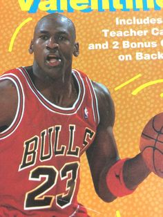 Vintage 1990's Michael Jordan Chicago Bulls by aPEACEofCLOTHING