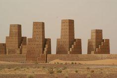 Hannsjörg Voth, Stadt des Orion, 1998 - 2003, Morocco