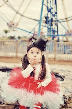 Atutudes Carnival Couture Triple Layer Tutu by atutudes on Etsy, $59.95
