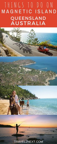 Things to do on Magnetic Island. She's more a state of mind than any island. New Zealand Travel, Mexico Travel, Top Travel Destinations, Places To Travel, Vsco, Australia Travel Guide, Sailing Trips, Trip Planning, Adventure Travel