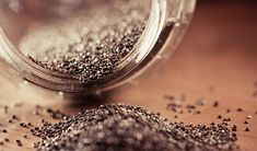 Chia seeds are promoted in every health food store as a superfood, but are they actually good for you? Find out the answer to this, plus several other foods. Chocolate Chia Pudding, Decadent Chocolate, Raw Chocolate, Healthy Chocolate, Chia Seed Water Benefits, Raw Food Recipes, Healthy Recipes, Healthy Foods, Primal Recipes