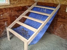Chicken Coop - More ideas below: Easy Moveable Small Cheap Pallet chicken coop ideas Simple Large Recycled chicken coop diy Winter chicken coop Backyard designs Mobile chicken coop On Wheels plans Projects How To Build A chicken coop vegetable garden Step Chicken Coop On Wheels, Walk In Chicken Coop, Backyard Chicken Coop Plans, Chicken Coop Pallets, Mobile Chicken Coop, Chicken Barn, Portable Chicken Coop, Building A Chicken Coop, Chickens Backyard