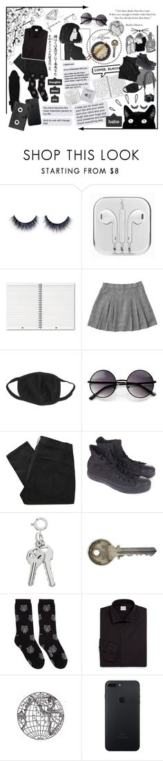 """""""hetalia australiaxtaiwan"""" by fandoms-life ❤ liked on Polyvore featuring ZeroUV, Reef, Marc by Marc Jacobs, Old Navy, Converse, Kenzo, Armani Collezioni and Luckies"""