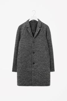 Raglan Sleeve Coat   COS - $350