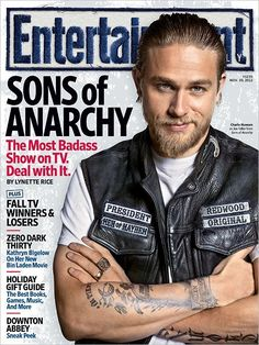 This Weeks Cover: Why Sons of Anarchy is the most badass show on TV
