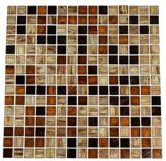 Coffee Bean Glass Tiles 1/4 Sheet Sample by GlassTileStore, http://www.amazon.com/dp/B005IQFXJ4/ref=cm_sw_r_pi_dp_pHAhrb0PFPHBZ