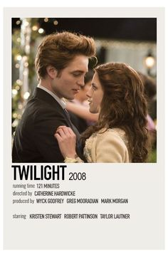 Film Twilight, Twilight Poster, Twilight 2008, Iconic Movie Posters, Iconic Movies, Film Posters, Poster Minimalista, Movie Collage, Film Poster Design